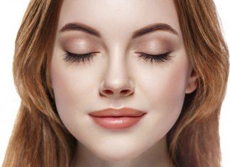 Мозаика красивого носа